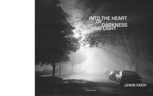 """Into the Heart of Darkness and Light: A Dream Sequence"" (unpublished artist book, title page),"