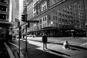 Crossroad. Sydney, Australia, 2012.