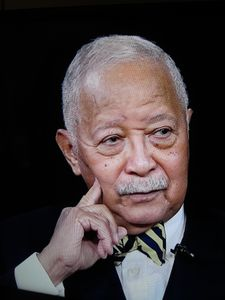 David Dinkins, fmr. mayor of New York City