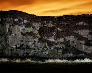 Quarry, Saddleworth Moor, England