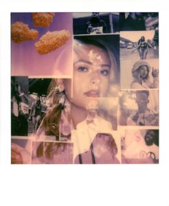 Ameila Dimoldenbeg from Chicken Shop Date for Wave Magazine
