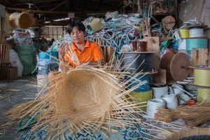 Weaving The Bamboo