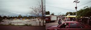 The outskirts of Santa Marta.