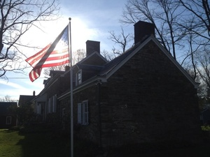 historic Kiersted house - Saugerties