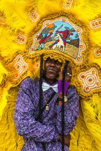 Mardi Gras Indians #4
