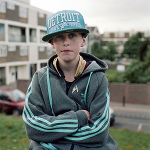 Boy, Gascoyne Estate, Homerton, London