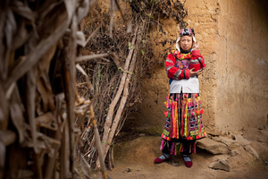 Lôlo lady in Ha Giang Province