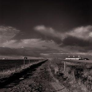 Moon lit track | Worth Matravers | Dorset England | November 2016