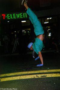 Doctor handstand