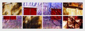 N°32 - Morceaux choisis - Violet-Jaune - 2004