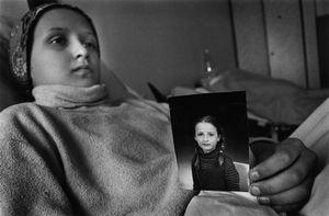 Eugenia,9 years old leukaemia, oncology children's hospital, Lesnoie Borovlyany, Minsk (Belarus) © Pierpaolo Mittica