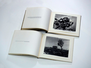 """The third photobook containing original gelatin silver prints of  """"In Silence and In Sorrow"""""""