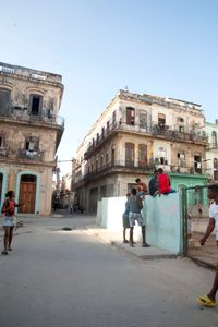 In The Afternoon , Havana, Cuba