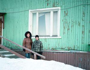 Barentsburg Smokers
