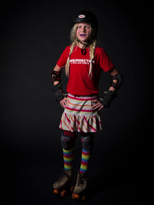 Junior Roller Girl 5