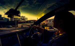 Enjoy driving and jazz