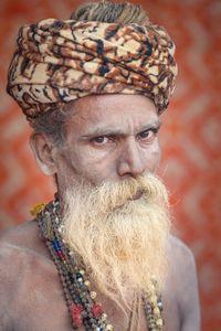 Sadhu portrait 07