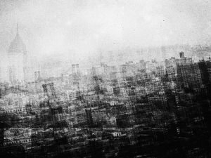a dying city on a hill.