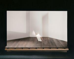 Empty Stage, Archival Inkjet Print, 2014© Sara Romani