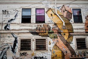 San Francisco, California. © Kate Vredevoogd