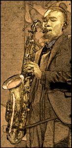 "Isaiah Collier Performs Sonny Rollins' 1962 ""The Bridge"" at JRAC"