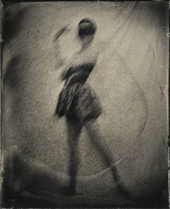 Ballerina In The Antiquity