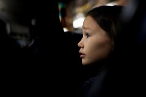 Little girl (Porto Alegre, Brazil. 2014)