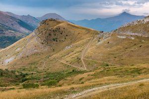 Col de Tende (Colle di Tenda) on the French-Italian border