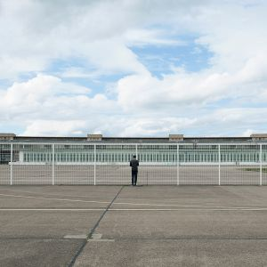 'Hope', from the series 'Tempelhof. Metamorphoses' | Berlin 2016