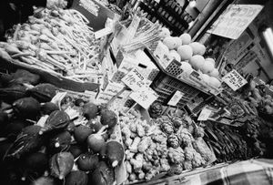 No matter how well traveled or trained foodie you are, in a market like this, there is always stuff you've never heard of  before...