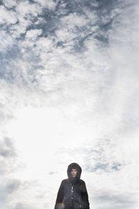 Self Portrait (Sky)