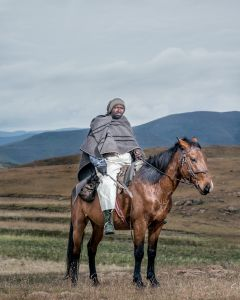 Paulosi Lethibelani - Ketane, Lesotho