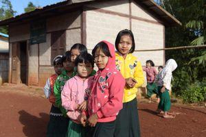 Myanmar primary school