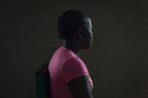 Hannatu Ishaku (Blessing), 19 years old.