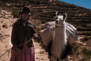 Isla del Sol, Titicaca Lake © Rafael Dabul