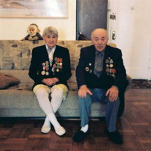 Josif and Sonya FridmanVeterans of WWII (2010)