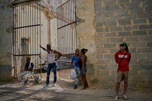 4 Portraits in Havana