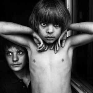 Danila and Gleb, 2000