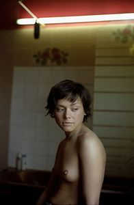 Porn actress, London, UK, 2003, from <i>No Love Lost</i>. © Michael Grieve
