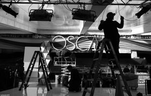 Workers and Oscars Signage - 2019
