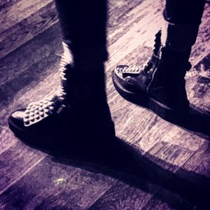 Punk to the Feet