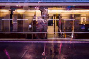 Movement & Traces Juxtaposed - 07