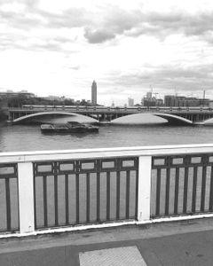 Vauxhall Tower From Chelsea Bridge