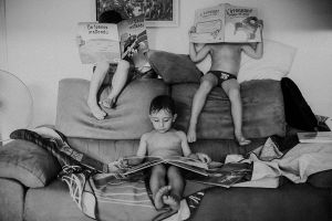 Books and Boys