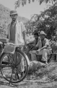 2+ 1/2 Men , Cuba , Country by Santiago de Cuba, Kuba,           January 1996