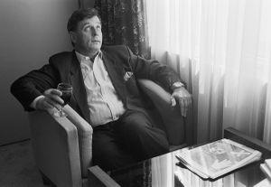 Edmund White, Writer, Toronto, 1990