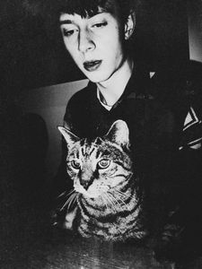Giles and Cat