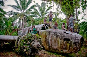 Papua New Guinea Playground