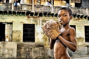 Cuban baseball player