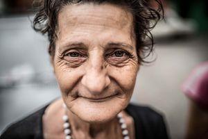 Portrait in Beirut